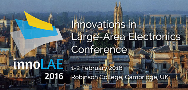 Innovations in Large-Area Electronics Conference