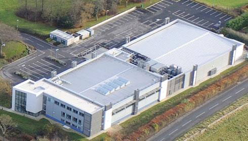 National Printable Electronics Centre, NETPark